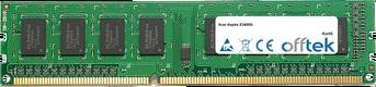 Aspire X3400G 2GB Modulo - 240 Pin 1.5v DDR3 PC3-10664 Non-ECC Dimm