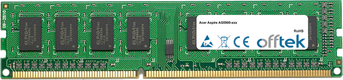 Aspire AG5900-xxx 2GB Modulo - 240 Pin 1.5v DDR3 PC3-10664 Non-ECC Dimm