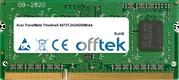 TravelMate TimelineX 8473T-2434G50Mnkk 4GB Modulo - 204 Pin 1.5v DDR3 PC3-10600 SoDimm