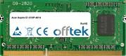 Aspire E1-510P-4614 4GB Modulo - 204 Pin 1.5v DDR3 PC3-12800 SoDimm