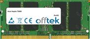 Aspire T5000 16GB Modulo - 260 Pin 1.2v DDR4 PC4-19200 SoDimm