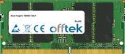 Aspire T5000-73CF 16GB Modulo - 260 Pin 1.2v DDR4 PC4-17000 SoDimm