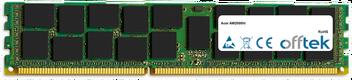 AW2000ht 16GB Modulo - 240 Pin 1.5v DDR3 PC3-12800 ECC Registered Dimm (Quad Rank)