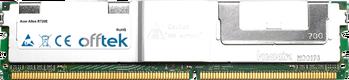 Altos R720E 4GB Kit (2x2GB Moduli) - 240 Pin 1.8v DDR2 PC2-5300 ECC FB Dimm