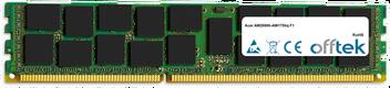 AW2000h-AW175hq F1 16GB Modulo - 240 Pin 1.5v DDR3 PC3-10600 ECC Registered Dimm (Quad Rank)