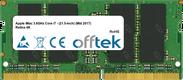 IMac 3.6GHz Core I7 - (21.5-inch) (Mid 2017) Retina 4K 16GB Modulo - 260 Pin 1.2v DDR4 PC4-19200 SoDimm