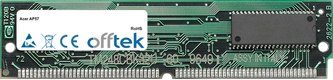 AP57 64MB Kit (2x32MB Moduli) - 72 Pin 5v EDO Non-Parity Simm