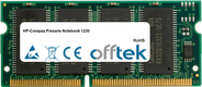 Presario Notebook 1230 64MB Modulo - 144 Pin 3.3v PC66 SDRAM SoDimm