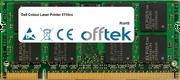 Colour Laser Printer 5110cn 1GB Modulo - 200 Pin 1.8v DDR2 PC2-4200 SoDimm