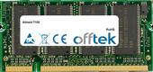 7100 1GB Modulo - 200 Pin 2.5v DDR PC333 SoDimm