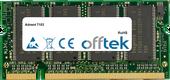7103 1GB Modulo - 200 Pin 2.5v DDR PC333 SoDimm