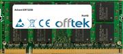 ERT2250 1GB Modulo - 200 Pin 1.8v DDR2 PC2-4200 SoDimm
