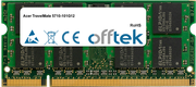 TravelMate 5710-101G12 2GB Modulo - 200 Pin 1.8v DDR2 PC2-5300 SoDimm
