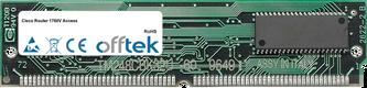 Router 1760V Access 16MB Modulo - Proprietary