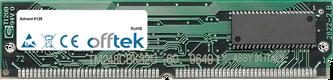 8128 64MB Kit (2x32MB Moduli) - 72 Pin 5v EDO Non-Parity Simm
