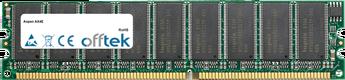 AX4E 1GB Modulo - 184 Pin 2.6v DDR400 ECC Dimm (Dual Rank)