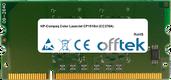 Color LaserJet CP1518ni (CC378A) 256MB Modulo - 144 Pin 1.8v DDR2 PC2-3200 SoDimm