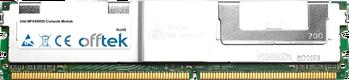 MFS5000SI Compute Modulo 8GB Kit (2x4GB Moduli) - 240 Pin 1.8v DDR2 PC2-5300 ECC FB Dimm