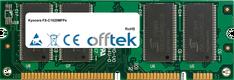 FS-C1020MFPe 128MB Modulo - 100 Pin 2.5v DDR PC2100 SoDimm