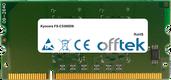 FS-C5300DN 1GB Modulo - 144 Pin 1.8v DDR2 PC2-5300 SoDimm