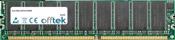 Altos G310-U-P3000 1GB Modulo - 184 Pin 2.6v DDR400 ECC Dimm (Dual Rank)
