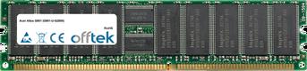 Altos G901 (G901-U-G2800) 8GB Kit (4x2GB Moduli) - 184 Pin 2.5v DDR266 ECC Registered Dimm (Dual Rank)