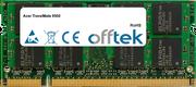 TravelMate 9500 1GB Modulo - 200 Pin 1.8v DDR2 PC2-5300 SoDimm