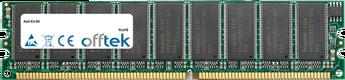 KV-85 1GB Modulo - 184 Pin 2.6v DDR400 ECC Dimm (Dual Rank)
