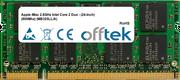 IMac 2.8GHz Intel Core 2 Duo - (24-Inch) (800Mhz) (MB325LL/A) 2GB Modulo - 200 Pin 1.8v DDR2 PC2-6400 SoDimm