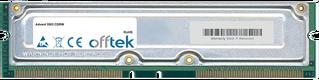 3503 CDRW 1GB Kit (2x512MB Moduli) - 184 Pin 2.5v 800Mhz Non-ECC RDRAM Rimm