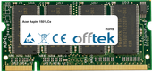 Aspire 1501LCe 1GB Modulo - 200 Pin 2.5v DDR PC333 SoDimm