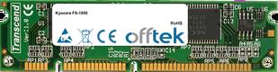 FS-1050 128MB Modulo - 100 Pin 3.3v SDRAM PC100 SoDimm