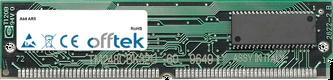 AR5 64MB Kit (2x32MB Moduli) - 72 Pin 5v EDO Non-Parity Simm