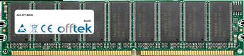 AT7-MAX2 512MB Modulo - 184 Pin 2.5v DDR333 ECC Dimm (Single Rank)