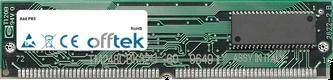 PR5 64MB Kit (2x32MB Moduli) - 72 Pin 5v EDO Non-Parity Simm