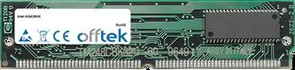 AG430HX 64MB Kit (2x32MB Moduli) - 72 Pin 5v EDO Non-Parity Simm