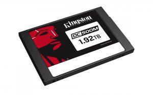 Kingston DC500M (Impieghi Misti) 2.5 pollice SSD 1.92TB Drive