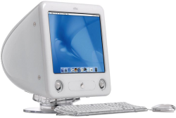 Apple EMac 1GHz (DDR) computer fisso