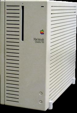 Apple Quadra 650 computer fisso