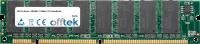 168 Pin Dimm - SDRAM - 133Mhz 3.3V Senza Buffer 256MB Modulo