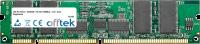 168 Pin Dimm - SDRAM - PC100 (100Mhz) - 3.3V - ECC Registrato 256MB Modulo