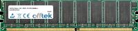 184 Pin Dimm - 2.5V - DDR - PC2100 (266Mhz) - Senza Buffer ECC 256MB Modulo