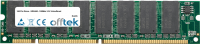168 Pin Dimm - SDRAM - 100Mhz 3.3V Senza Buffer 64MB Modulo