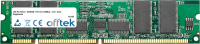 168 Pin Dimm - SDRAM - PC133 (133Mhz) - 3.3V - ECC Registrato 1GB Modulo