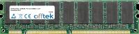 168 Pin Dimm - SDRAM - PC133 (133Mhz) - 3.3V - Senza Buffer ECC 256MB Modulo