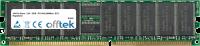 184 Pin Dimm - 2.5V - DDR - PC2100 (266Mhz) - ECC Registrato 1GB Modulo