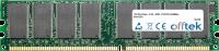 184 Pin Dimm - 2.5V - DDR - PC2700 (333Mhz) - Non-ECC 1GB Modulo
