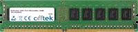 288 Pin Dimm - DDR4 - PC4-17000 (2133Mhz) - UDIMM - ECC Senza Buffer 16GB Modulo