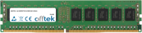 288 Pin 1.2v DDR4 PC4-21300 ECC Dimm 16GB Modulo