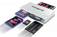 Integral High Speed USB 2.0 - 19 In 1 Scheda Reader Scheda Reader